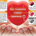 Как правильно заботиться о сердце?