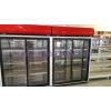 Холодильное оборудование под выносной холод:   витрины,  боннеты,  регалы,  шкафы.