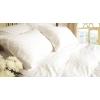 Белое и цветное постельное белье.  Натуральные ткани,  оригинальный дизайн