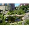 Строительство водоемов водопадов фонтанов