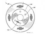 Chevy запатентовал тормозной диск с повязками Chevrolet