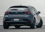 Плохая задняя видимость Mazda 3 делает его Camaro компактных хэтчбеков