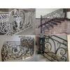 Кованные ограждения,   заборы,   ворота,   козырьки,   решетки на окна