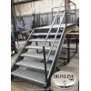 Металлические лестницы технические под заказ