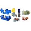 Насосы,  электродвигатели промышленные из наличия